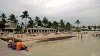 Southernmost Beach na Key Westu
